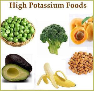 What causes high potassium levels?