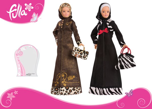fulla doll In 2003 saudi arabia banned the sale of barbie and introduced fulla, designed to be find this pin and more on fulla doll by deema azzam as part of its dolls of the world line, mattel toy company introduced a new mexico barbie.